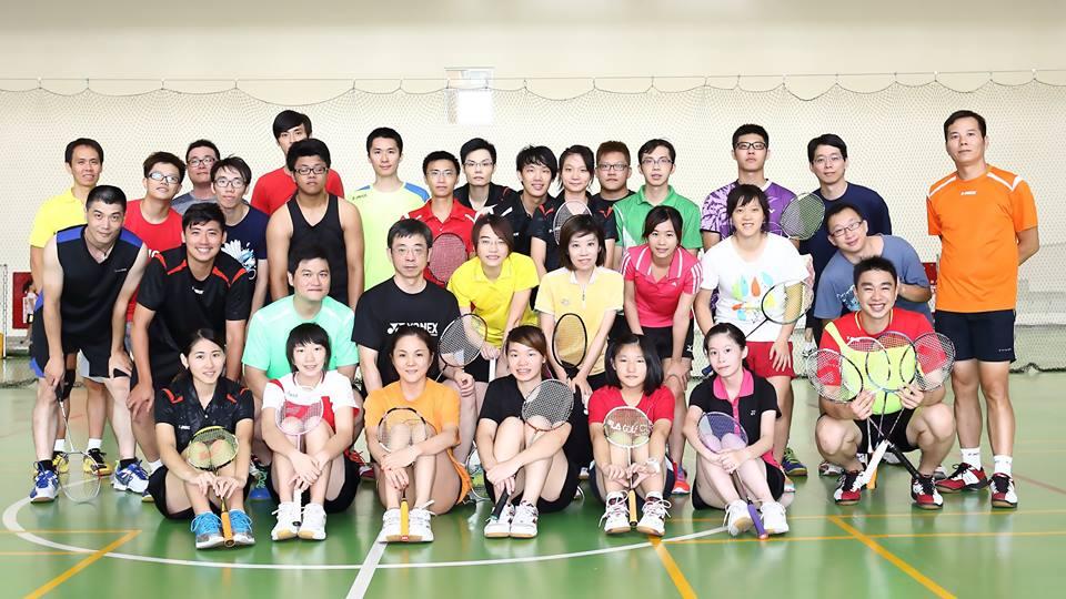 陽光羽球隊