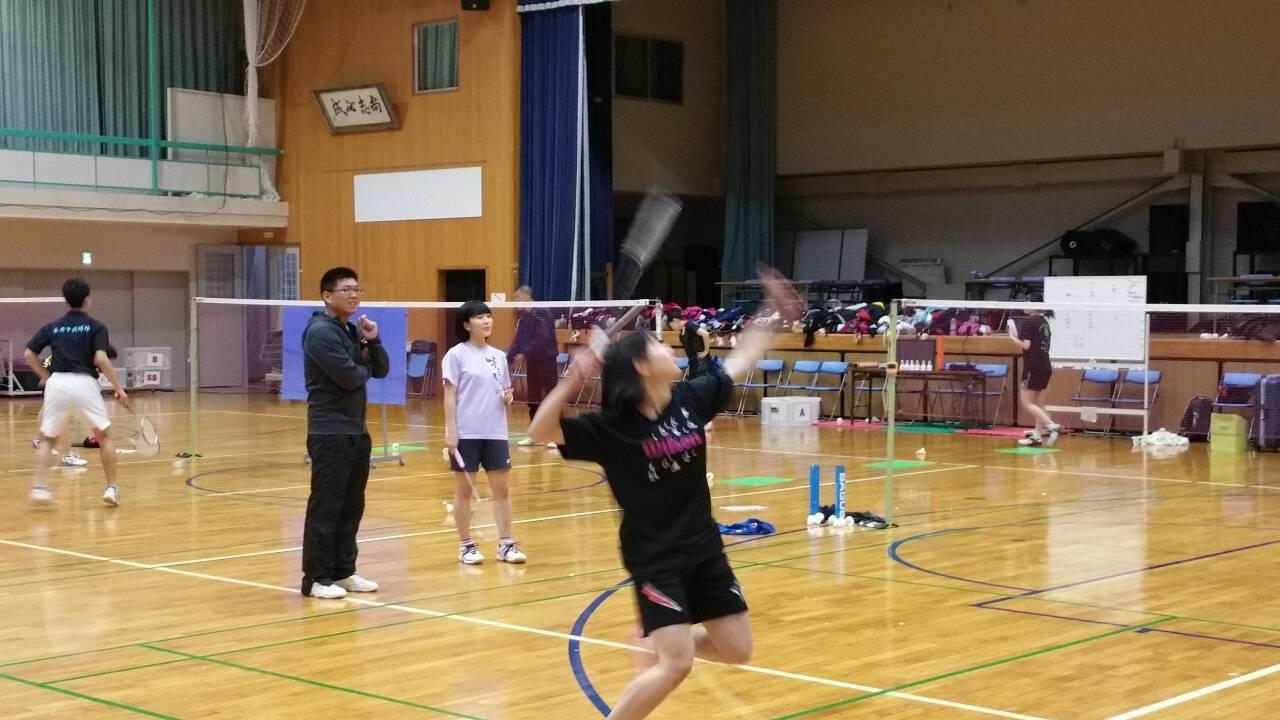 羽球專業教練