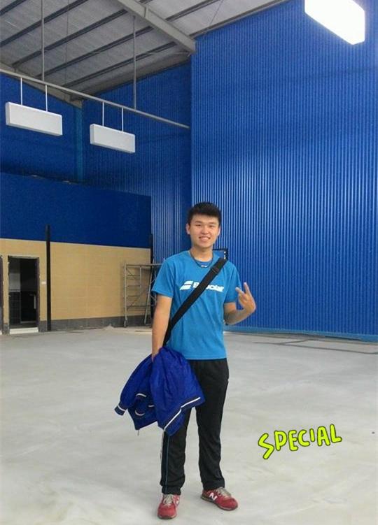 《皇家羽球訓練團隊》