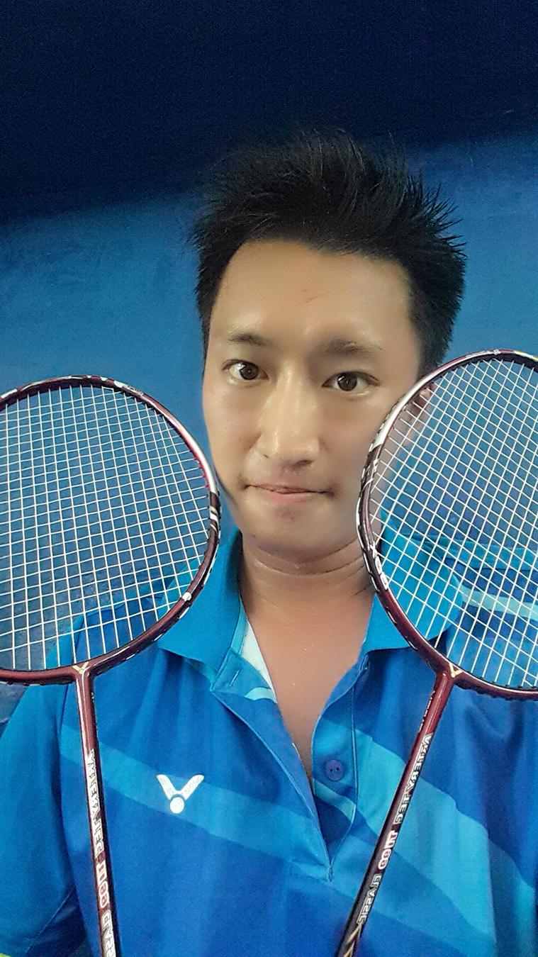 專任羽球教練